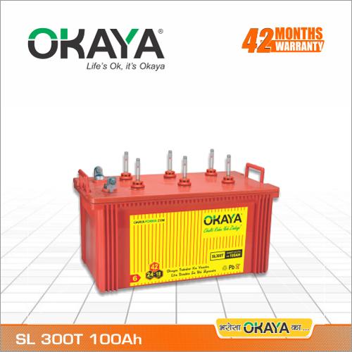 Inverter Battery SL 300T (100 AH)
