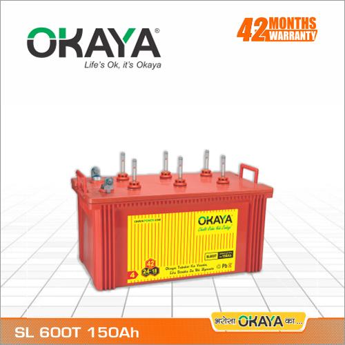 Inverter Battery sl600t (150ah)
