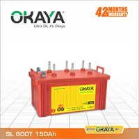 Inverter Battery sl600t (150ah)
