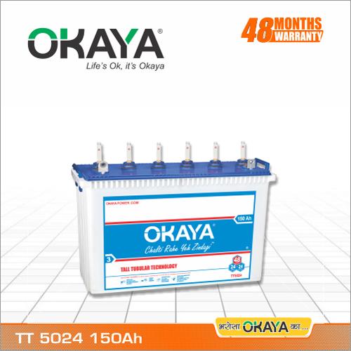 Inverter Battery TT 5024 (150 AH)