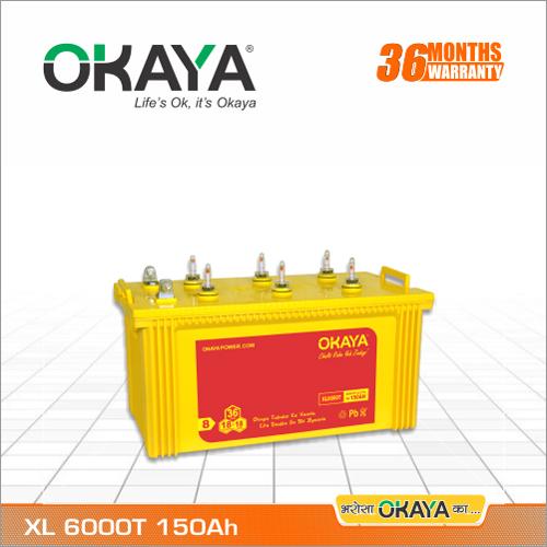 Inverter Battery XL 6000T (150 AH)
