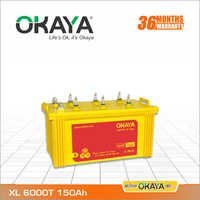 Inverter Battery XL 6000T (150 AH)