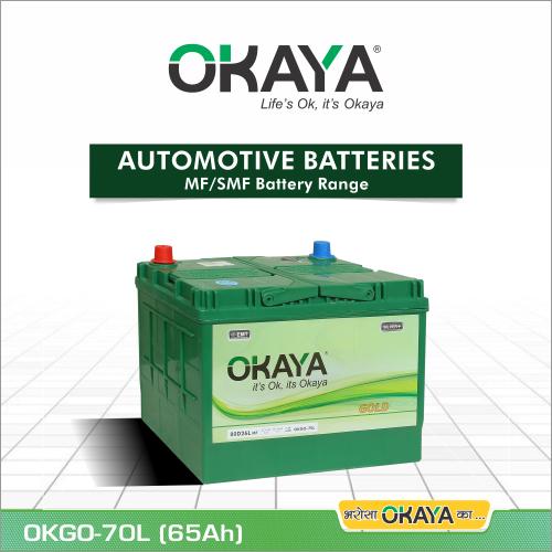 Automotive Battery OK-GO-70L