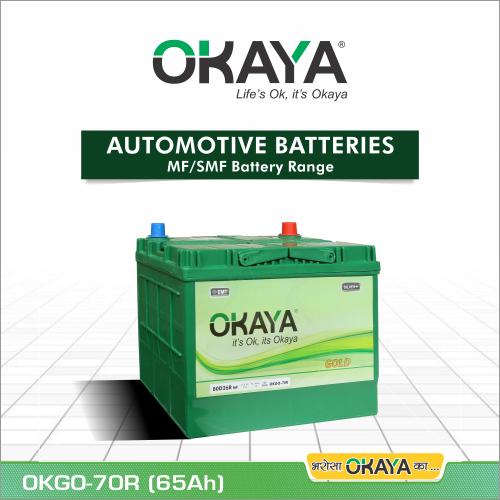 Automotive Battery OK-GO-70R
