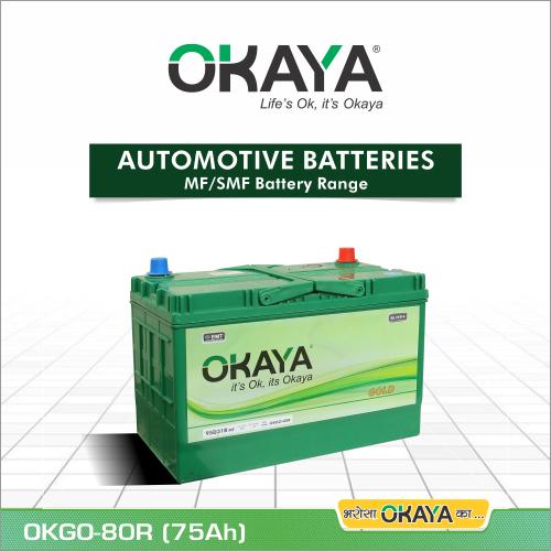 Automotive Battery OK-GO-80