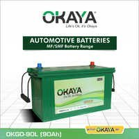 Automotive Battery OK-GO-90L