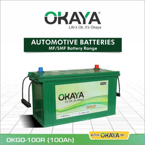 Automotive Battery OK-GO-100
