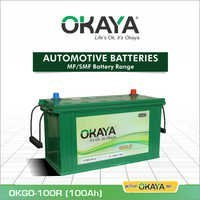 Automotive Battery OK-GO-100
