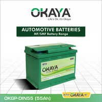 Automotive Battery OK-GP-DIN55