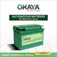 Automotive Battery OK-GP-DIN65 (LH)