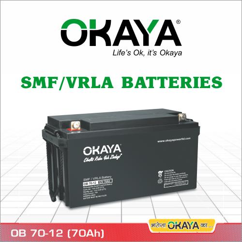 SMF Battery OB 70-12 (70 AH)