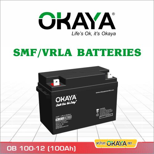 SMF Battery OB 100-12 (100 AH)