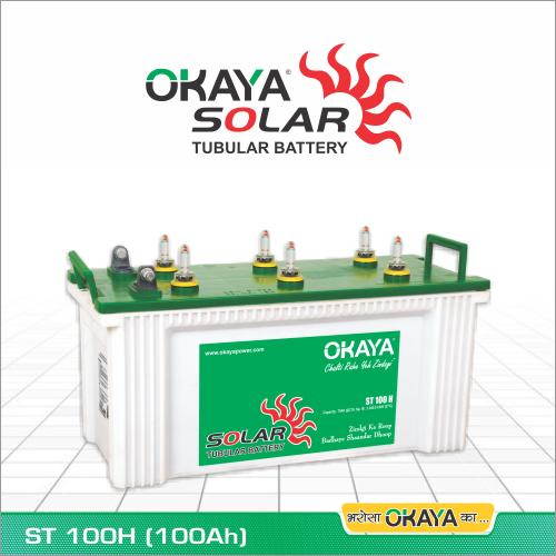Solar Battery ST100H (100 AH)