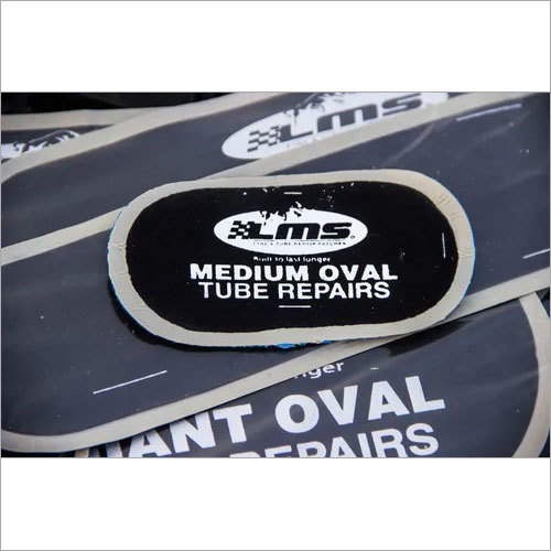 Medium Oval tube patch