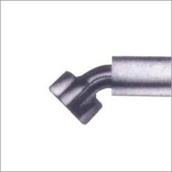 Metric Female Swivel Elbow