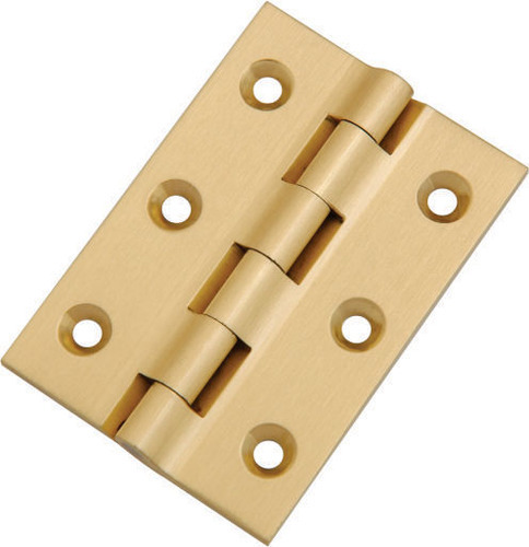Brass Railway Hinges Small