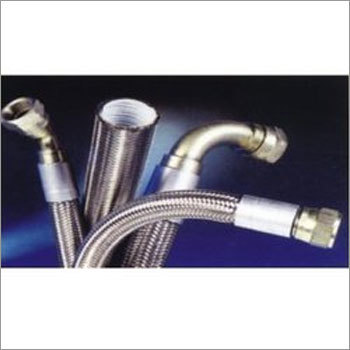 Wire Braided PTFE Hose
