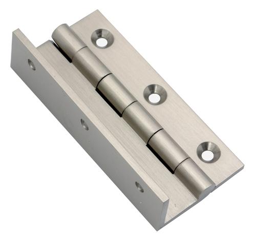 Brass l +Lock Hinges