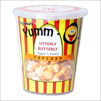 Utterly Butterly Popcorns