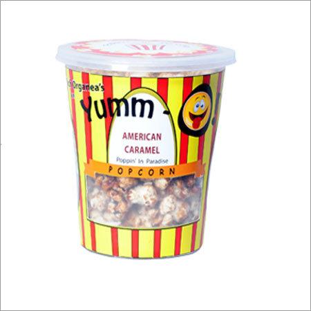 Caramel Popcorns