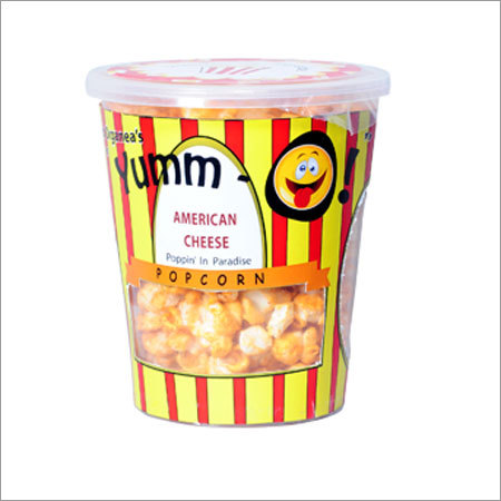 American Cheese Popcorns