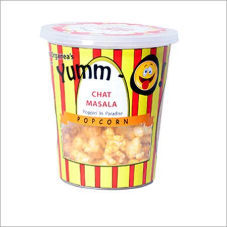 Chat Masala Popcorns