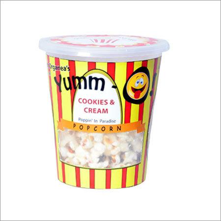 Cookies & Cream Popcorns
