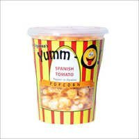 Spanish Tomato Popcorns