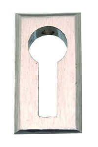 Brass Key Hole Square