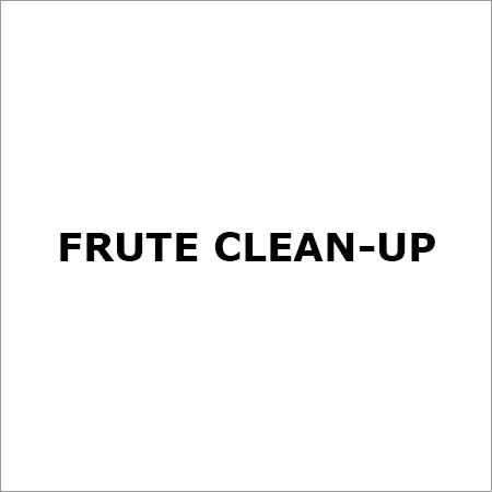 Frute Clean-Up