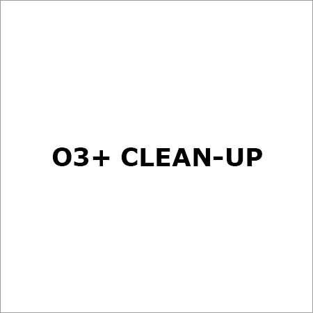 O3+ Clean-Up