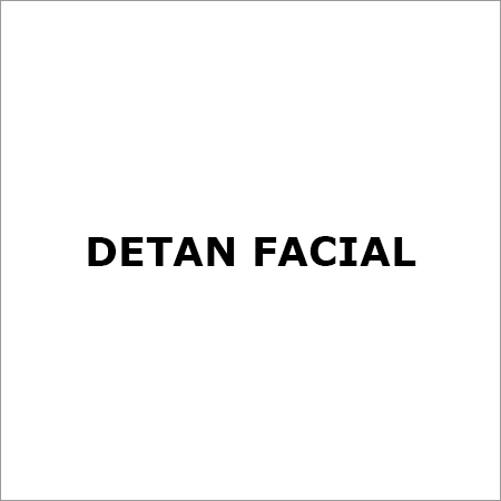 Detan Facial