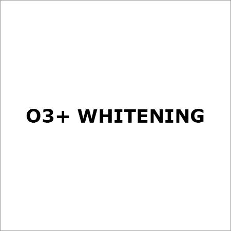 O3+ Whitening