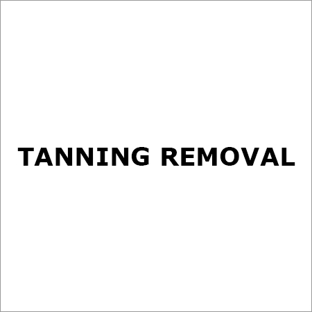 Tanning Removal