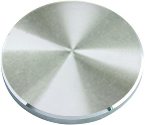 Brass Mirror Type Round Cap