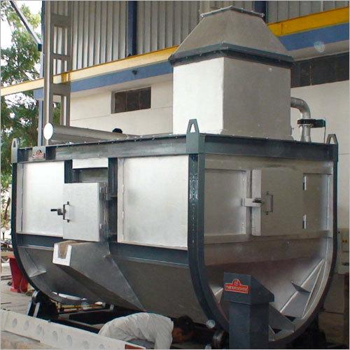 Melting Aluminium Furnaces