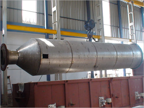 Continues Rotary Calcinator