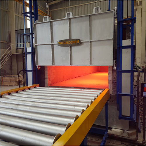 Roller Continous Hardening and Tempering Plant