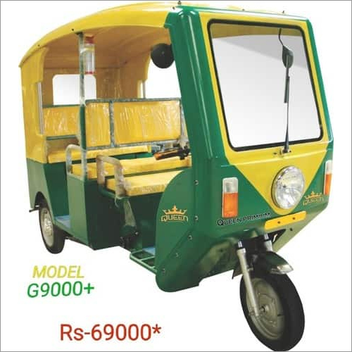 Heavy Body Electric Rickshaw