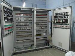 Gas Burner Control Panel