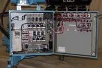 Extruder Control Panel