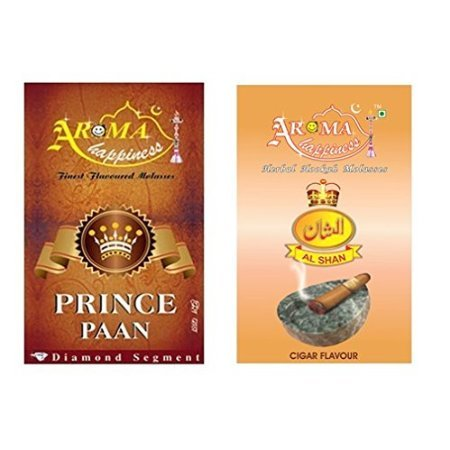 Aroma Prince Paan and Cigar flavor