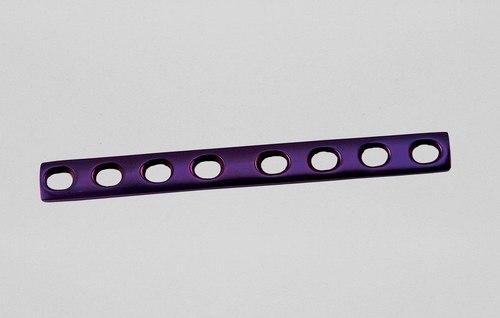 Small D.C. Plate Titanium