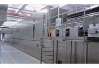 Moulding Line Cooling Tunnerls for Chocolates