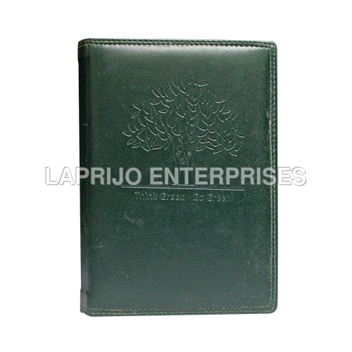 Leather Lte Diary
