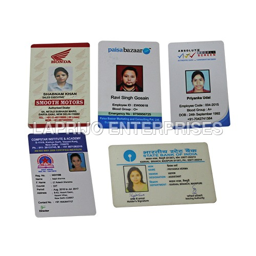 Permanent ID Card