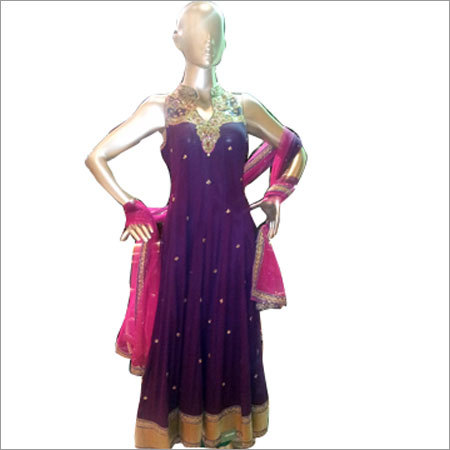 Party Wear Punjabi Salwar Suit