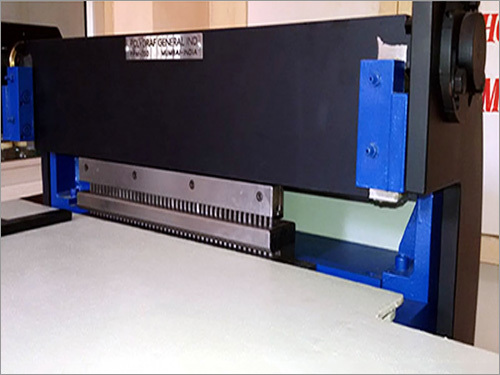 Semi-Automatic Paper Punching Machines