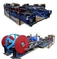 Wood Shreading Machine