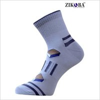 Men's Multicolored Ankle Socks